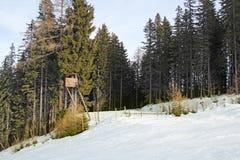 Jagdturm Lizenzfreie Stockfotos