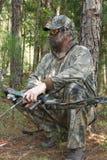 Jager die - jaagt Stock Foto