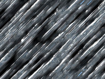 Jagged metal Stock Photos