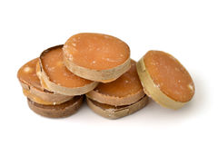 Jaggery Royalty Free Stock Images