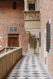 The Jagiellonian University. Krakow, Poland. Collegium Maius Royalty Free Stock Photos