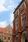Jagiellonian University, Krakow, Poland Stock Photo
