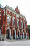 The Jagiellonian University. The oldest university in Poland Royalty Free Stock Images