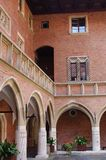 The Jagiellonian University in Poland Stock Image