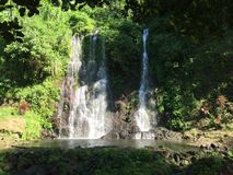 Jagir Waterfall Stock Photography