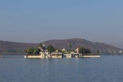 Jagmandir w Udaipur mieście, India Obraz Stock