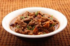 Jagnięcego curry'ego kumberland Fotografia Royalty Free