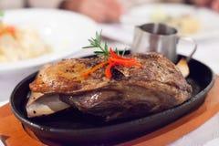 Jagnięcy stek Zdjęcie Royalty Free