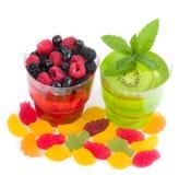 jagod cukierków owoc Obrazy Stock