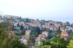 Jagodje, Izola, Σλοβενία, Αδριατική, Koper, Piran στοκ εικόνα
