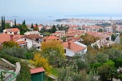 Jagodje, Izola, Eslovenia, Adriático, Koper, Piran fotografía de archivo