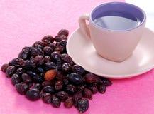 jagodowa herbata zdjęcia royalty free