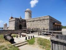 Jagua Castle stock photo