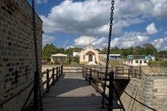 Jagua Fort, Cienfuegos, Cuba Royalty Free Stock Photos
