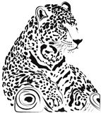 Jaguar illustrazione di stock