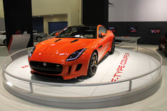 Jaguar 2015 Immagini Stock