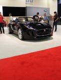 Jaguar 2015 Photographie stock