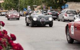 JaguarC-Type1953 Stock Photos