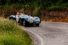 JAGUAR C Type 1953 Stock Images