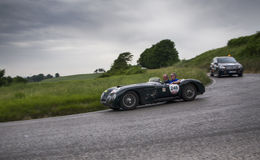 JAGUAR C-Type 1952 Royalty Free Stock Photo
