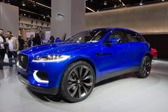 Jaguar C-X17 Stock Image