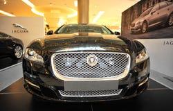 Jaguar car Royalty Free Stock Photo