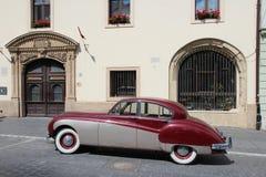 Jaguar car Stock Images