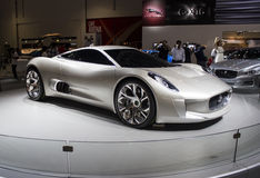 Jaguar Cx 16 Obraz Stock