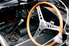 Jaguar_D Type 0VC 501 luxury race car Stock Image