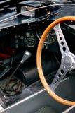 Jaguar_D Type 0VC 501 luxury race car Royalty Free Stock Photo