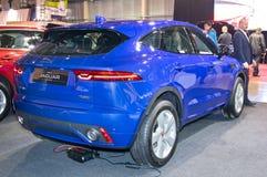Jaguar-e-Tempo stock afbeelding