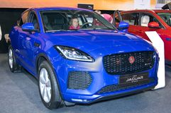 Jaguar-e-Tempo stock fotografie