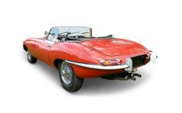 Jaguar E-Type Stock Image
