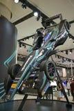 JAGUAR F1 bieżny samochód Obrazy Stock