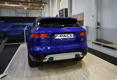 Jaguar F-Pace Royalty Free Stock Images