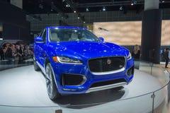 Jaguar F-Pace Royalty Free Stock Photo
