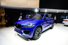 Jaguar-F-Tempo stock foto's