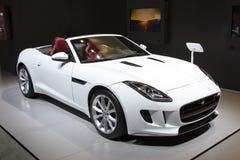 Jaguar F tipo Immagini Stock Libere da Diritti