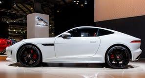 Jaguar F-Type Stock Images