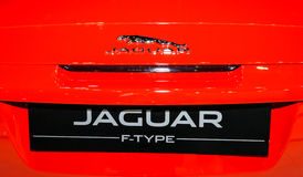 JAGUAR-F-TYPE Stock Foto