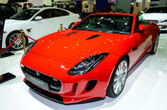 JAGUAR-F-TYPE Stock Fotografie
