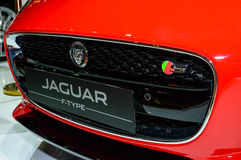 JAGUAR-F-TYPE Royalty-vrije Stock Foto