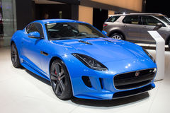 JAGUAR F-TYPE Obrazy Royalty Free