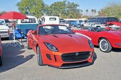 Jaguar F-Type Stock Photos