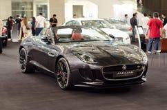 Jaguar-F-Type S Stock Afbeelding