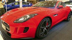 Jaguar F-Type Royalty Free Stock Photos