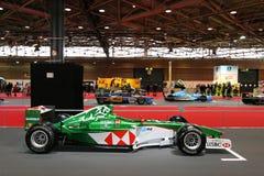 Jaguar F1 Royalty Free Stock Photography