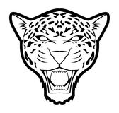 Jaguar. Illustrator desain .eps 10 Royalty Free Stock Photo