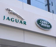 Jaguar Land Rover Stock Photos