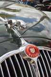 Jaguar logo and emblem Stock Images